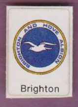 Brighton Hove Albion Badge (B)